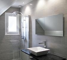 Scarabee Architecture | Logo Salle de bain