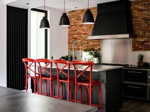 Sacbé Architecture   Cuisine
