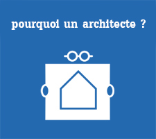 Pourquoi un architecte logo | Sacbé Architectes Bordeaux