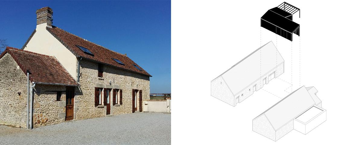 la belandrie | Sacbé Architectes Bordeaux