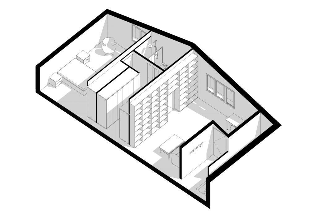 surelevation | Sacbé Architectes Bordeaux