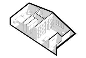 surelevation   Sacbé Architectes Bordeaux