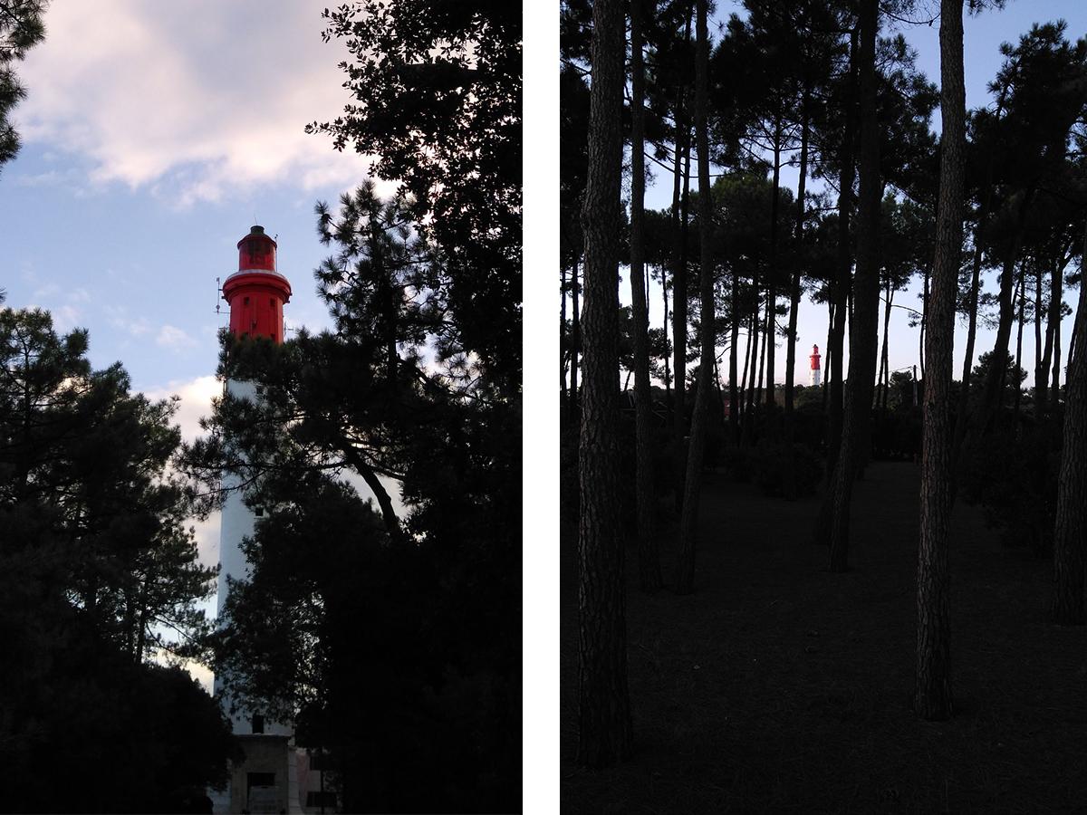 phare du Cap-Ferret   Sacbé Architectes Bordeaux