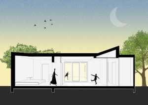 extension d'une maison | Sacbé Architectes Bordeaux