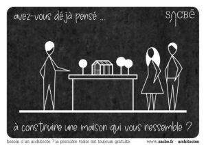 avez-vous deja pense a construire une maison qui vous ressemble | Sacbé Architectes Bordeaux