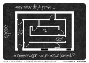 avez-vous deja pense a reamenager votre appartement | Sacbé Architectes Bordeaux