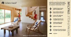 matériaux   Sacbé Architectes Bordeaux