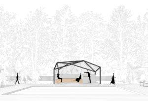 réaménagement   Sacbé Architectes Bordeaux