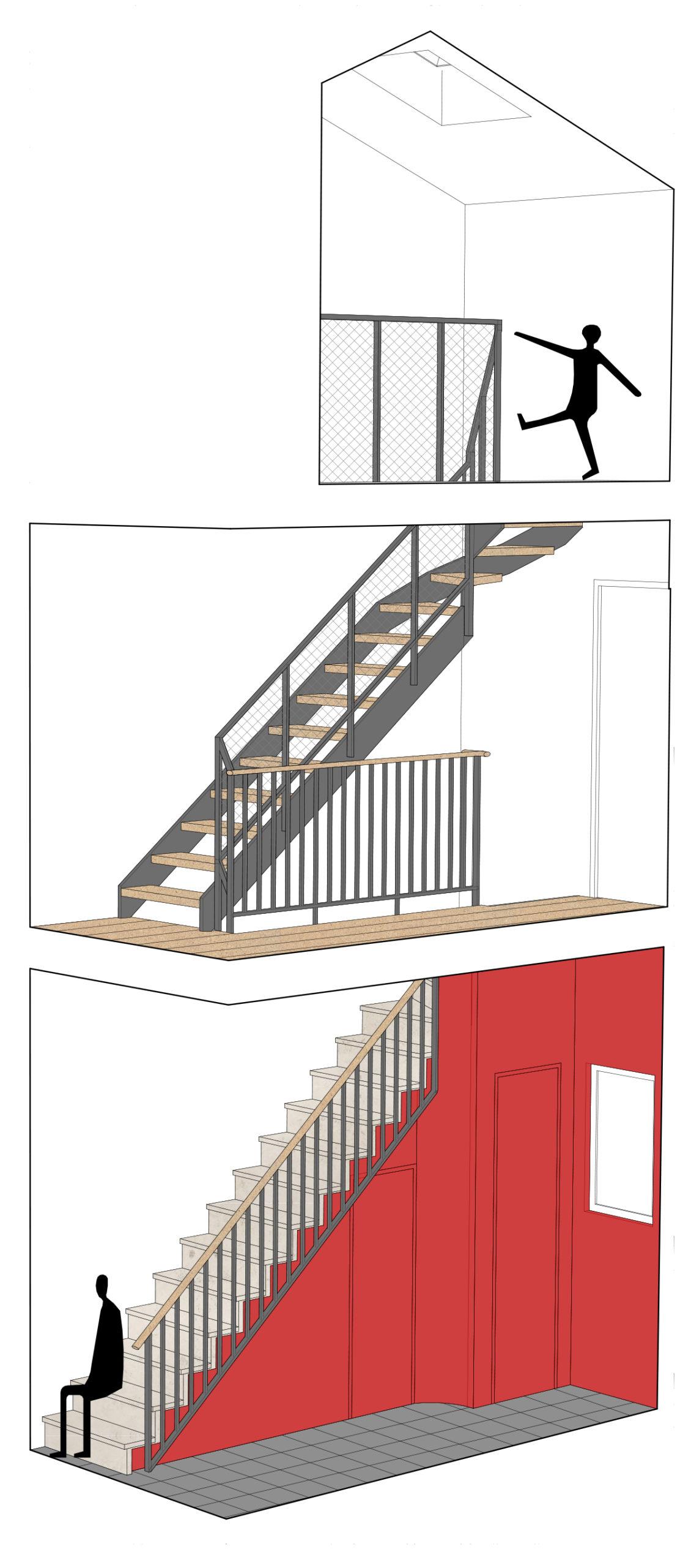 un etage en plus | Sacbé Architectes Bordeaux