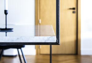 Le boudoir, la table et le chevet   Sacbé Architectes Bordeaux